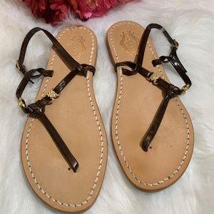 Tuccia Di Capri Custom Made Vero Cusio Sandals